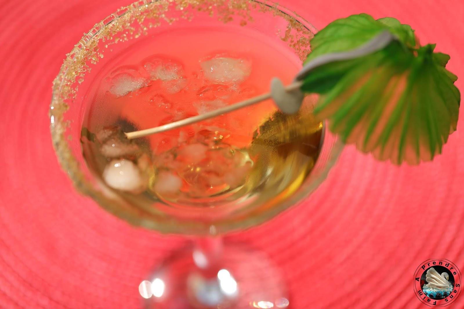Martini à la pomme