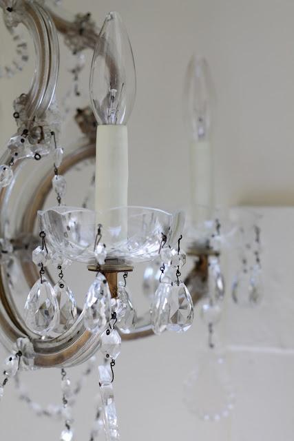 Walrus Vintage Crystal Chandelier Sold On Craigslist