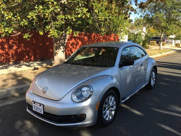 2014 VW Beetle For Sale
