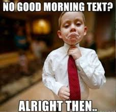 Good Morning Text SMS
