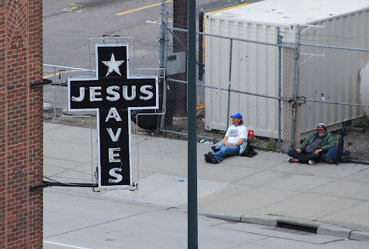 Jesus Saves?