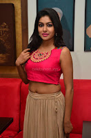 Akshita super cute Pink Choli at south indian thalis and filmy breakfast in Filmy Junction inaguration by Gopichand ~  Exclusive 037.JPG
