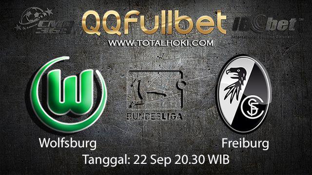 Prediksi Bola Jitu Wolfsburg vs Freiburg 22 September 2018 ( German Bundesliga )