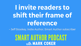 "image reads:  ""I invite readers to shift their frame of reference"""