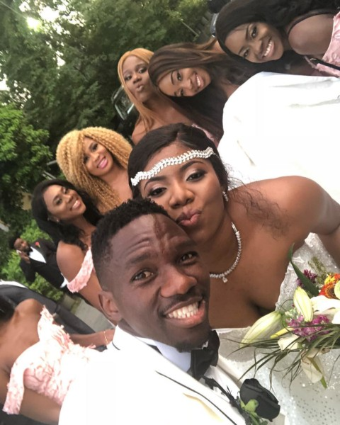 Eagles star Omeruo turns on the style at Istanbul wedding