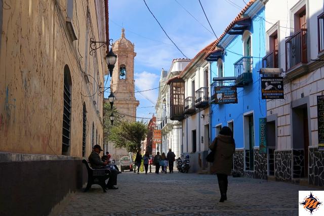 Potosí, tra le vie del centro