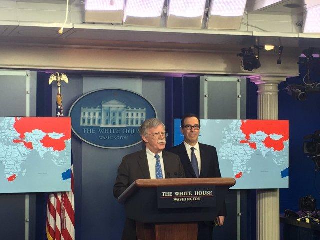 Estados Unidos sanciona a Petróleos de Venezuela