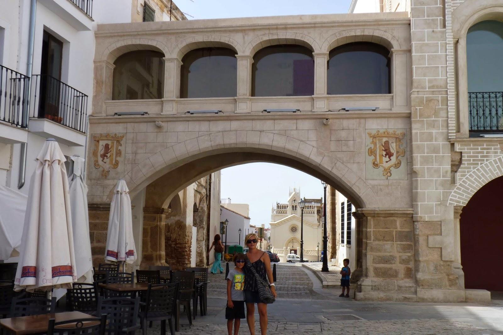 Badajoz, Arco del Peso.