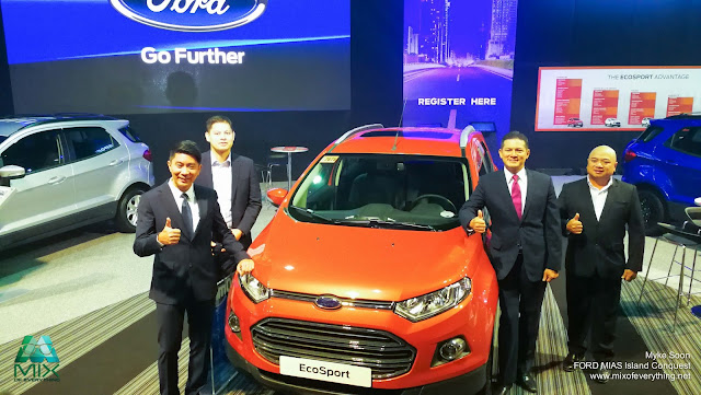 Ford Island Conquest at the Manila International Auto Show - Hello ...