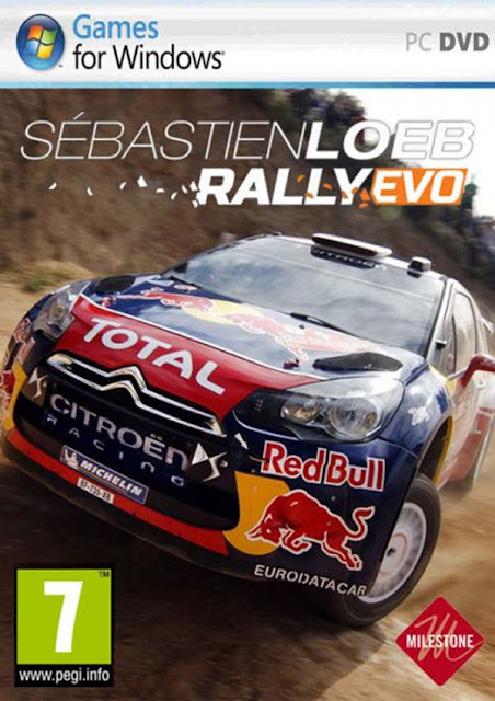 Sébastien Loeb Rally Download Cover Free Game