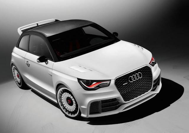 Caracteristicas Audi A1