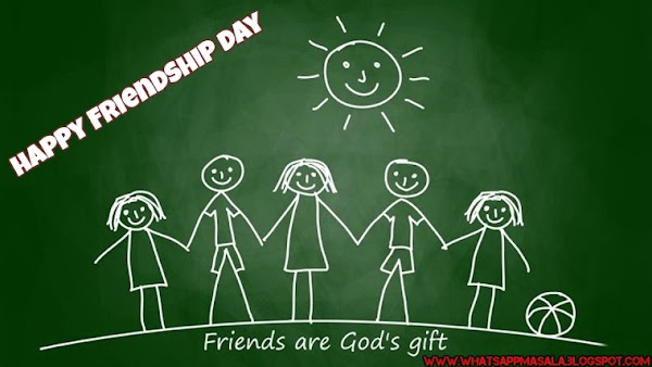 Friendship Day Status For Whats app And Facebook
