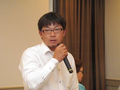 指定発言 安永浩太氏(安永健太さんの弟)