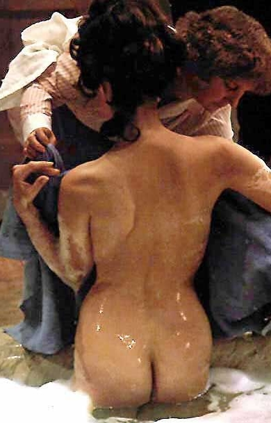 from Juelz halle berry nude sex fake