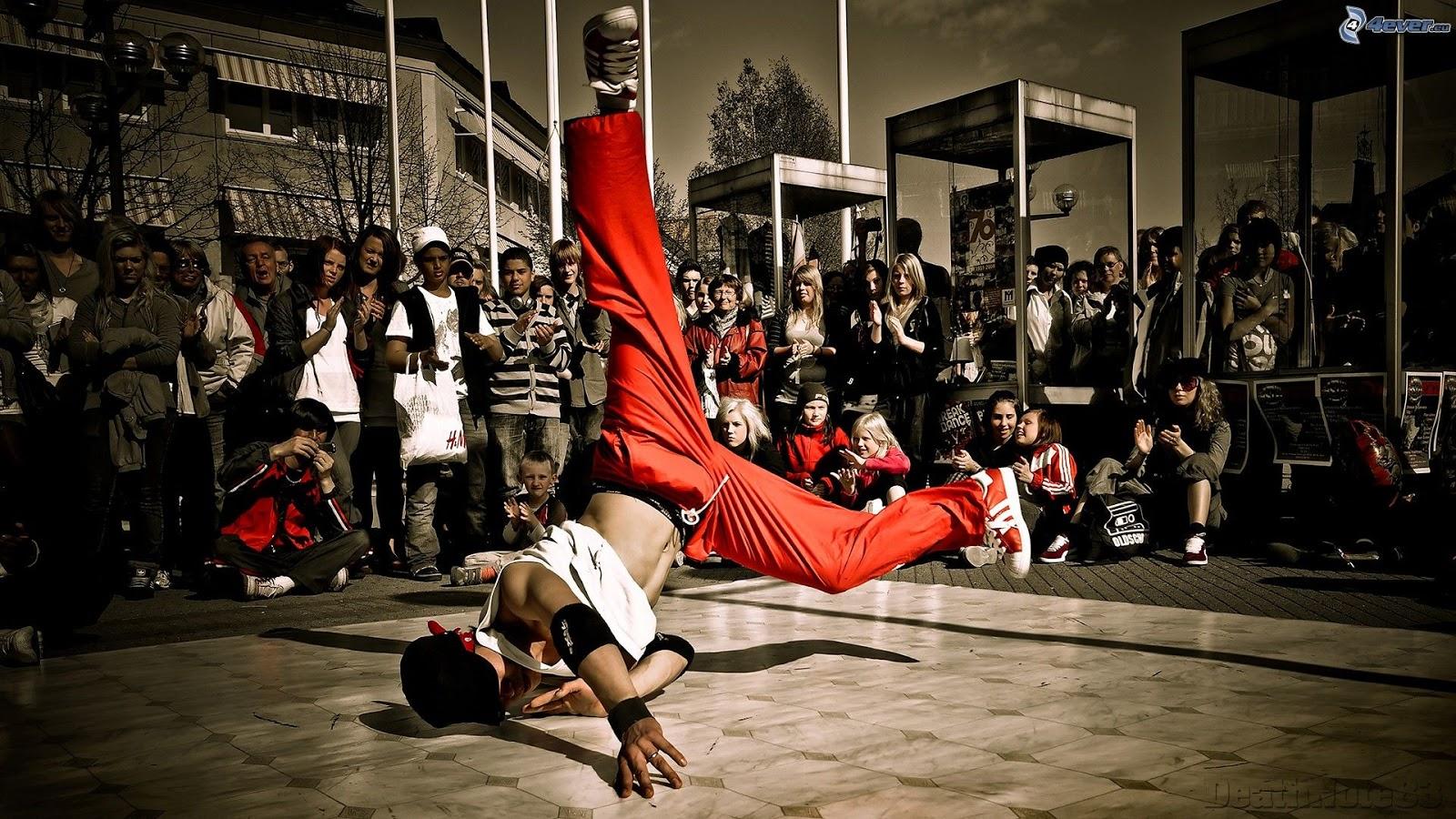 El break dance se creó en 1970. dfb13675409