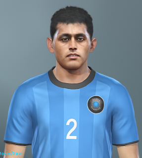 PES 2019 Faces Francisco Arce by MinchoSheen