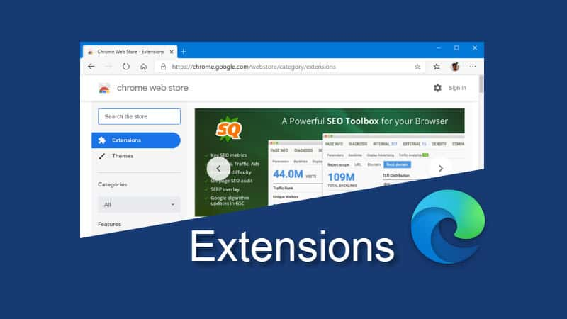 Here's how to install Google Chrome extensions on Microsoft Edge browser