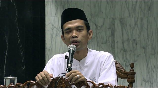 Mahasiswi Bercadar Menangis dan Mengadu ke Ustaz Abdul Somad