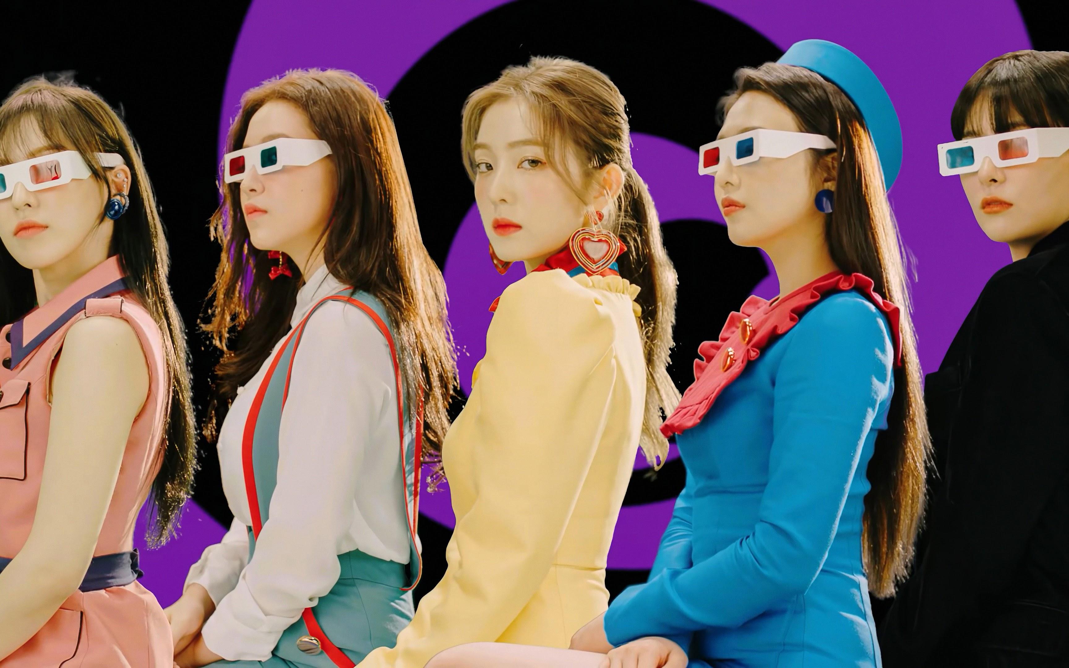 Red Velvet, Zimzalabim, Wendy, Yeri, Irene, Joy, Seulgi ...
