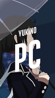 Yukino Yukinoshita Wallpaper