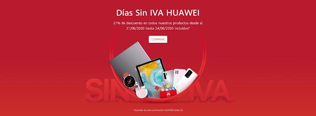 chollos-top-10-ofertas-dias-sin-iva-huawei