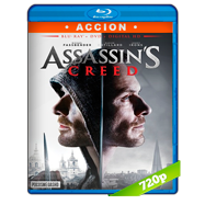 Assassin's Creed (2016) BRRip 720p Audio Dual Latino-Ingles