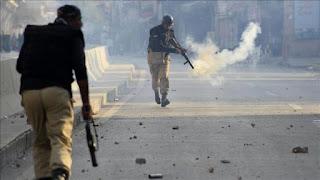 Tak Terima Pimpinannya Ditangkap, Syiah Pakistan Bentrok dengan Aparat Negara