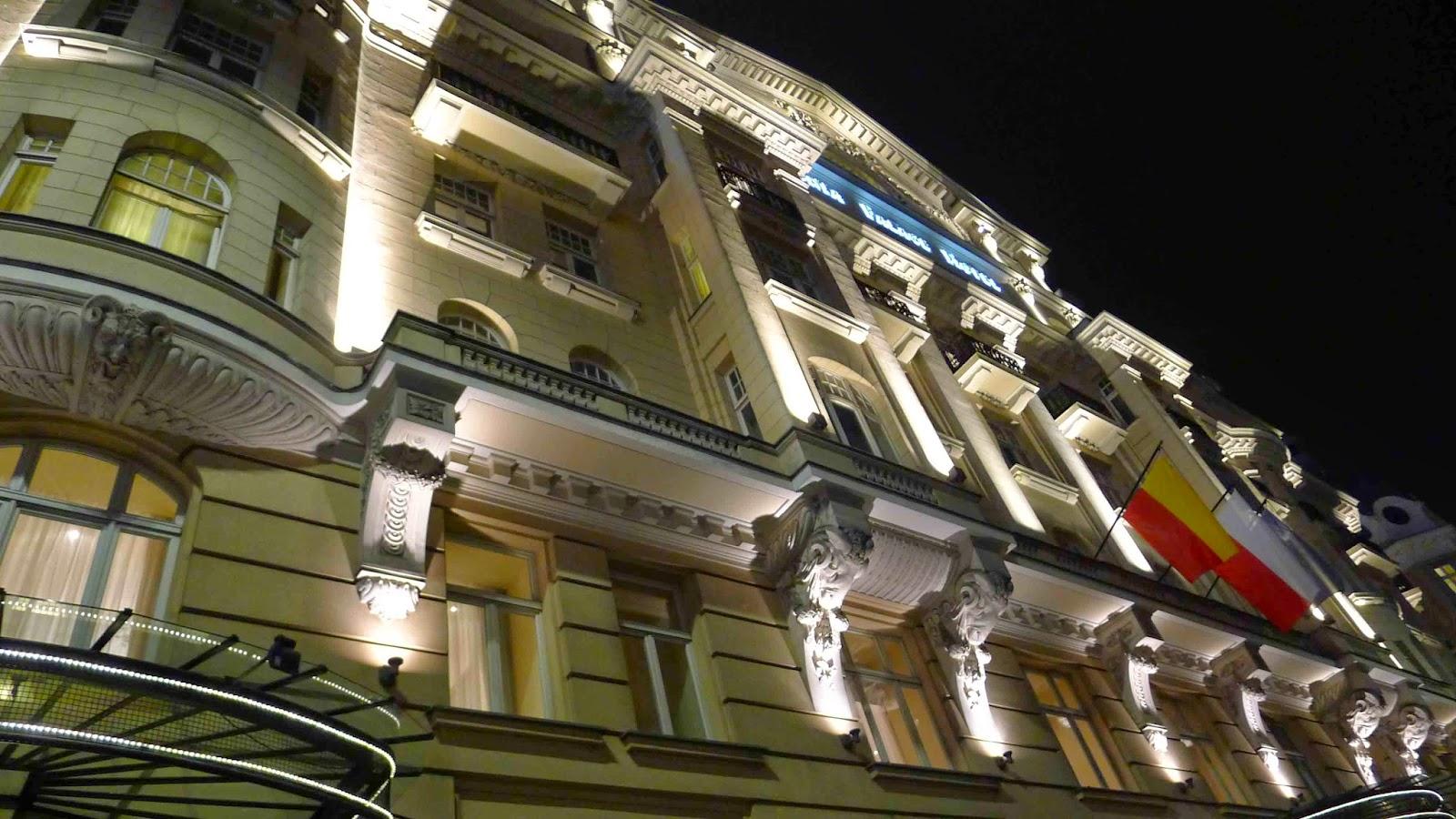 Polonia Palace Facade
