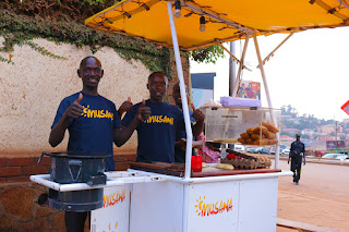 Street Food from Musana Carts