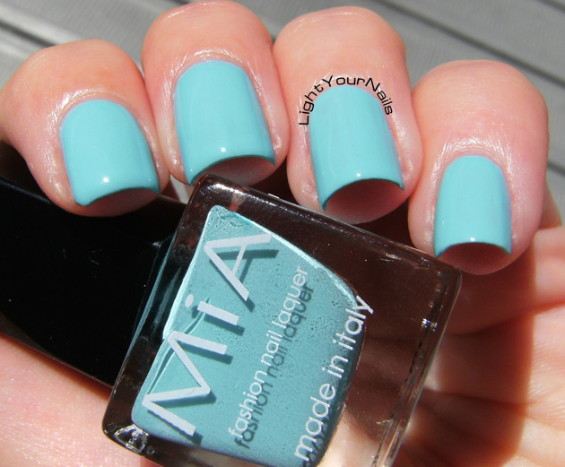 Mia Make-Up n. 52 Azure