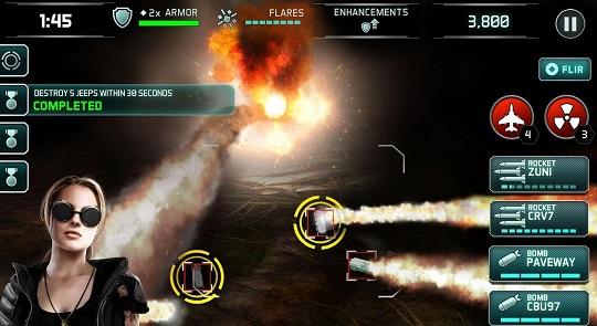 game perang offline Shadow Strike