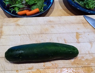 The cucumber is originally from Southern Asia, but now grows on most continents.