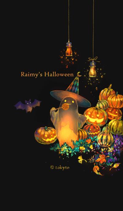 Raimy's Halloween