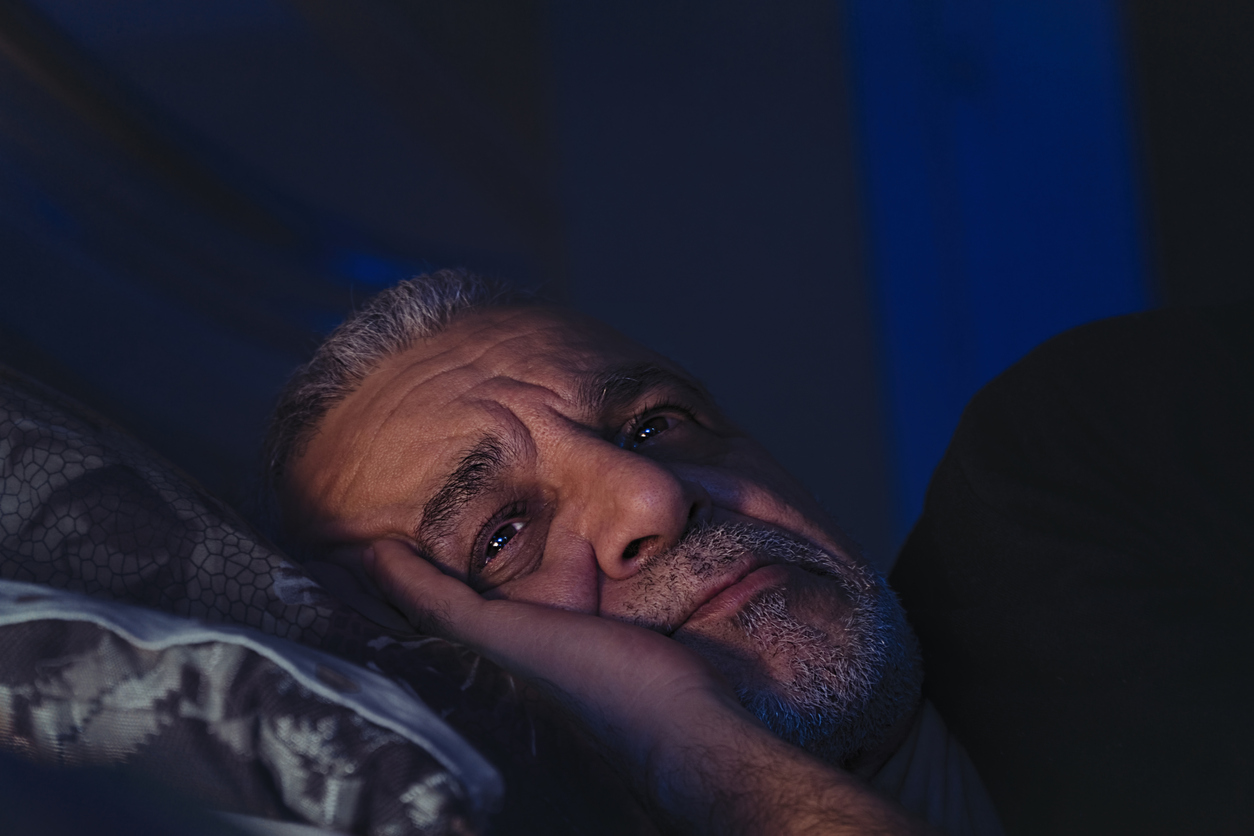 Percentage of Older Adults Taking Insomnia Medications Exceeds Those Diagnosed With Disorder