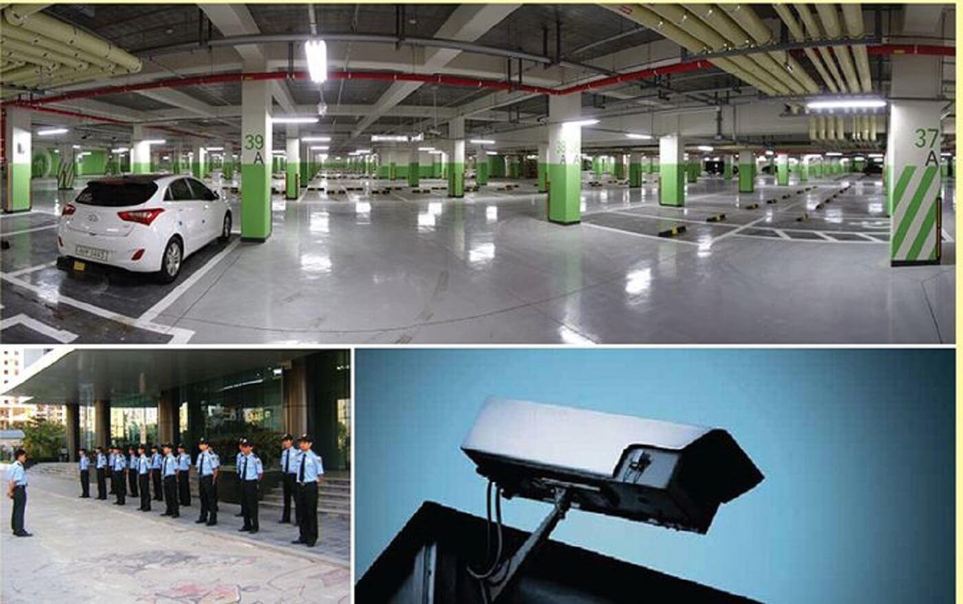 Hệ thống an ninh đảm bảo 622 Minh Khai