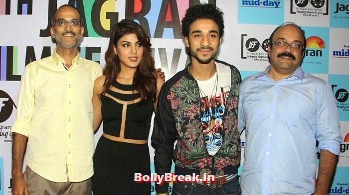 Rohan Sippy, Rhea Chakraborty, Raghav Juyal, 5th Jagran Film Festival Red Carpet Pics