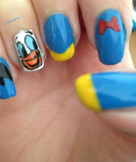 donald_duck_nail_art