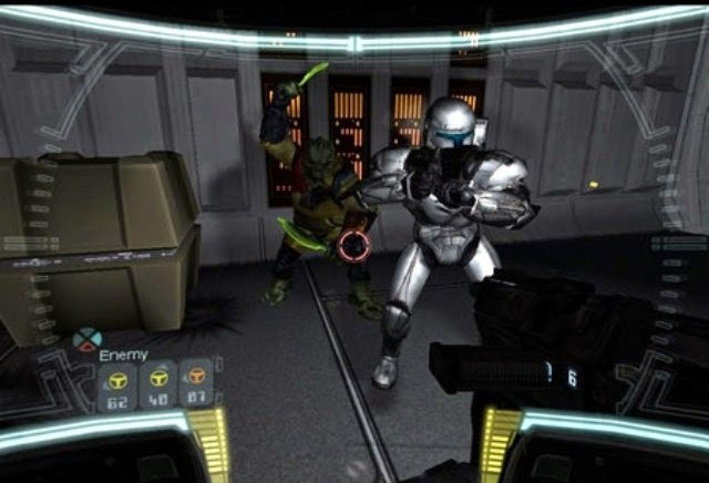 Star Wars Republic Commando PC Games Screenshots