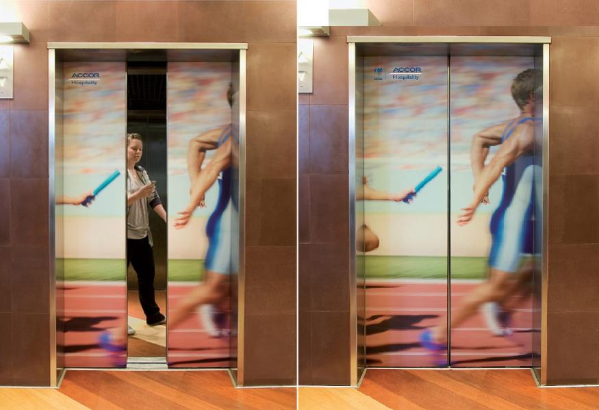 23 Cool Elevator Advertisements Part 2