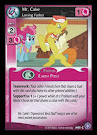 My Little Pony Mr. Cake, Loving Father The Crystal Games CCG Card