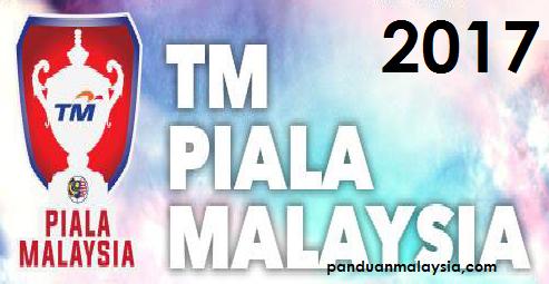 undian Kumpulan Piala Malaysia 2017