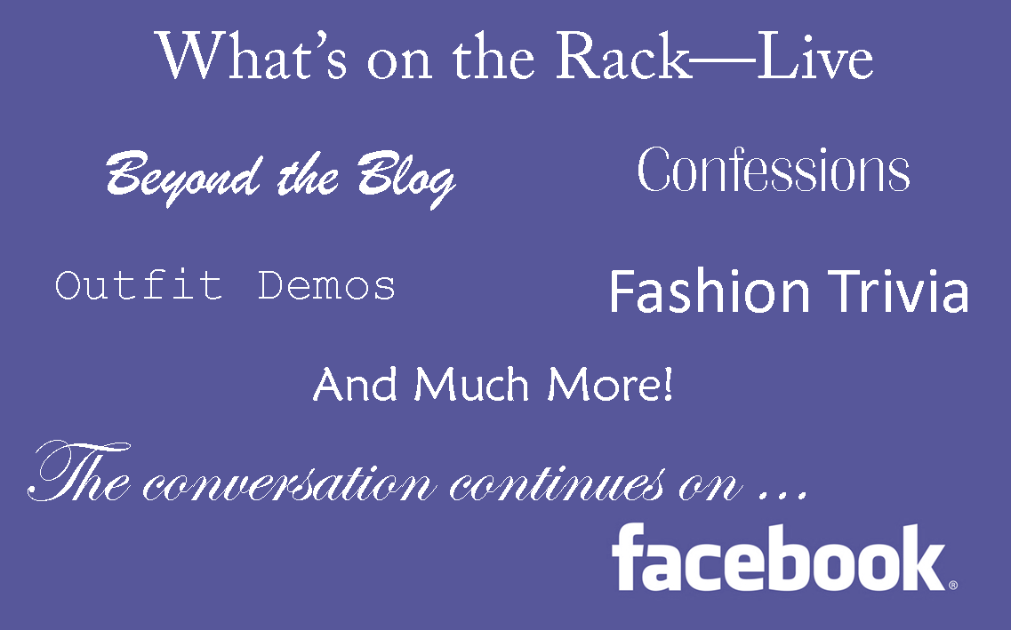 Join the Facebook Conversation!