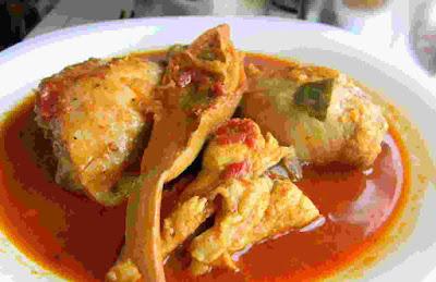 Resepi Asam Pedas Ayam