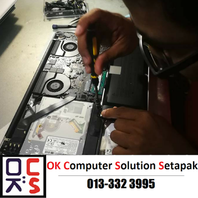 [SOLVED] MACBOOK PRO TRACKPAD TERANGKAT | REPAIR MACBOOK SETAPAK