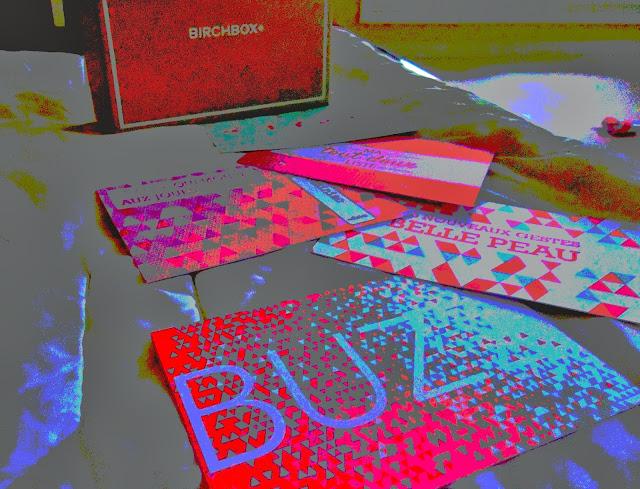 Birchbox - Octobre 2013
