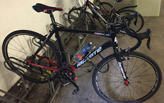 Stolen Bicycle - LaPierre Cross SL