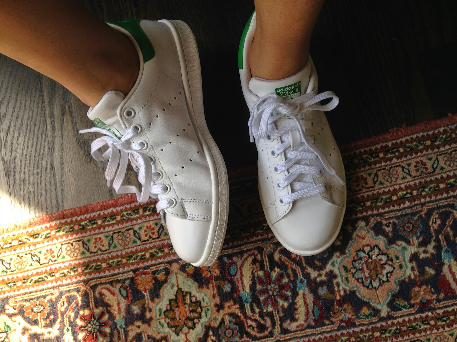 Ministro Restricción danés  From Shanghai with Love: Adidas Stan Smith Review and How to get your hands  on a pair