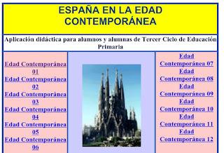 España en la Edad Contemporánea