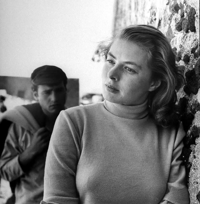 Stromboli: um filme de Roberto Rossellini