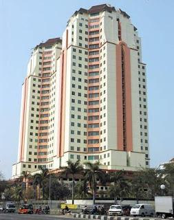 Sewa Apartemen Mitra Bahari Jakarta Utara